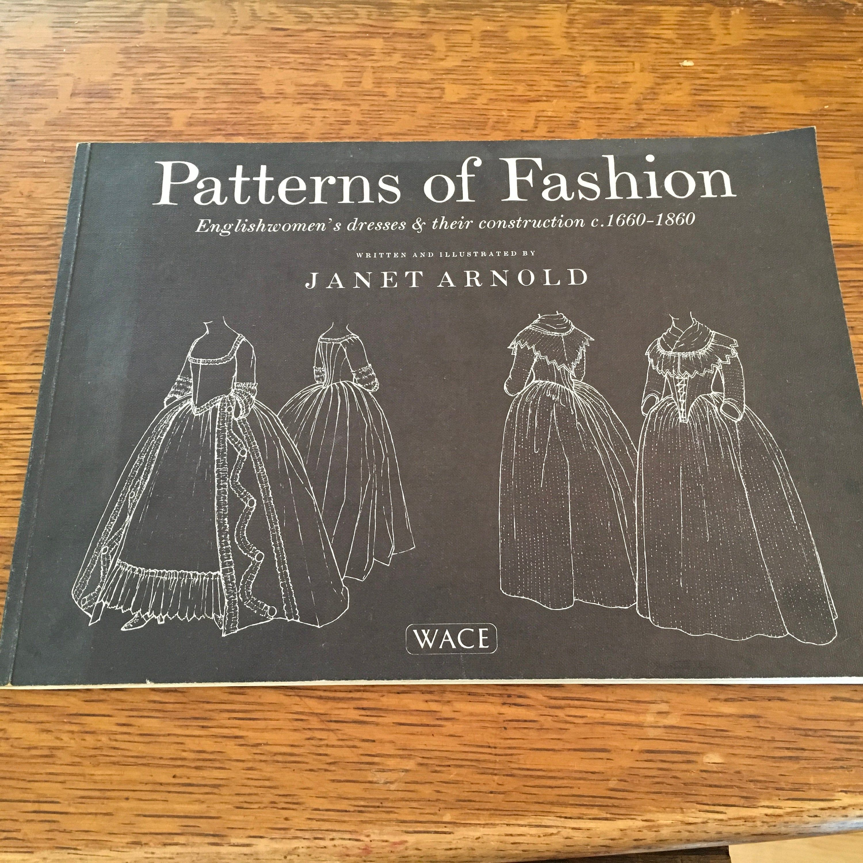 Patterns of Fashion Englishwomens Dresses and Their