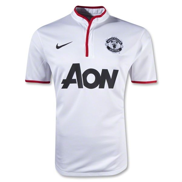 Manchester United Youth Away Soccer Jersey
