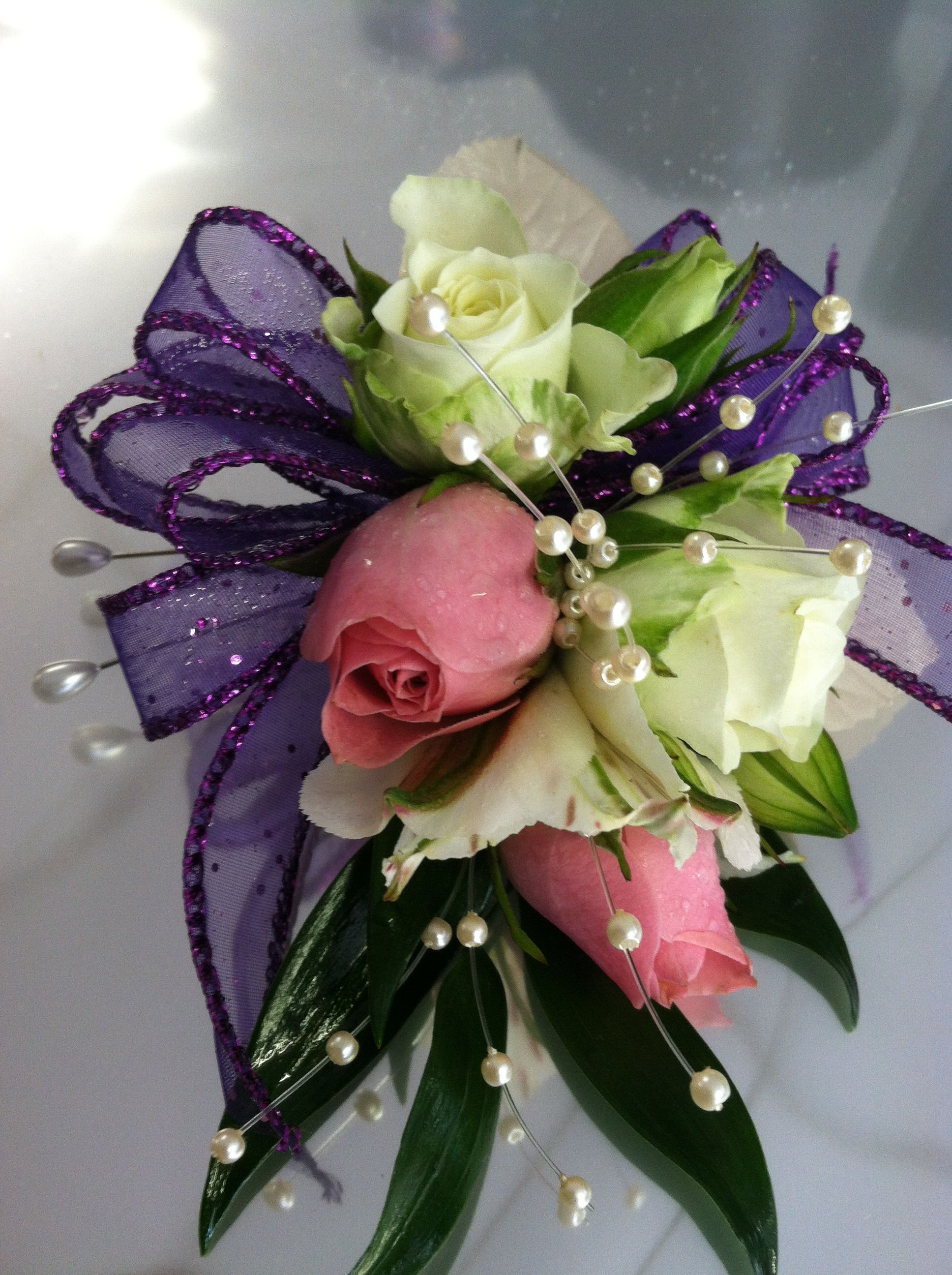 Corsage with images corsage floral floral wreath