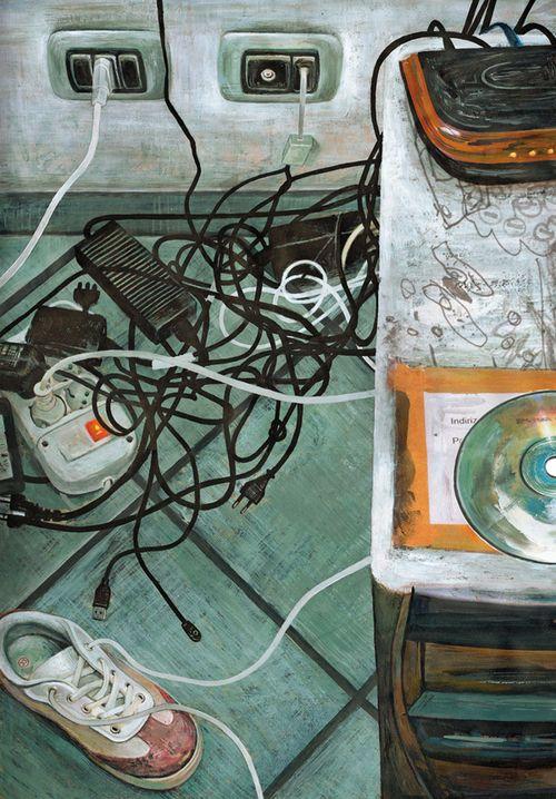 Illustrations by Italian ArtistMirco Brizi.