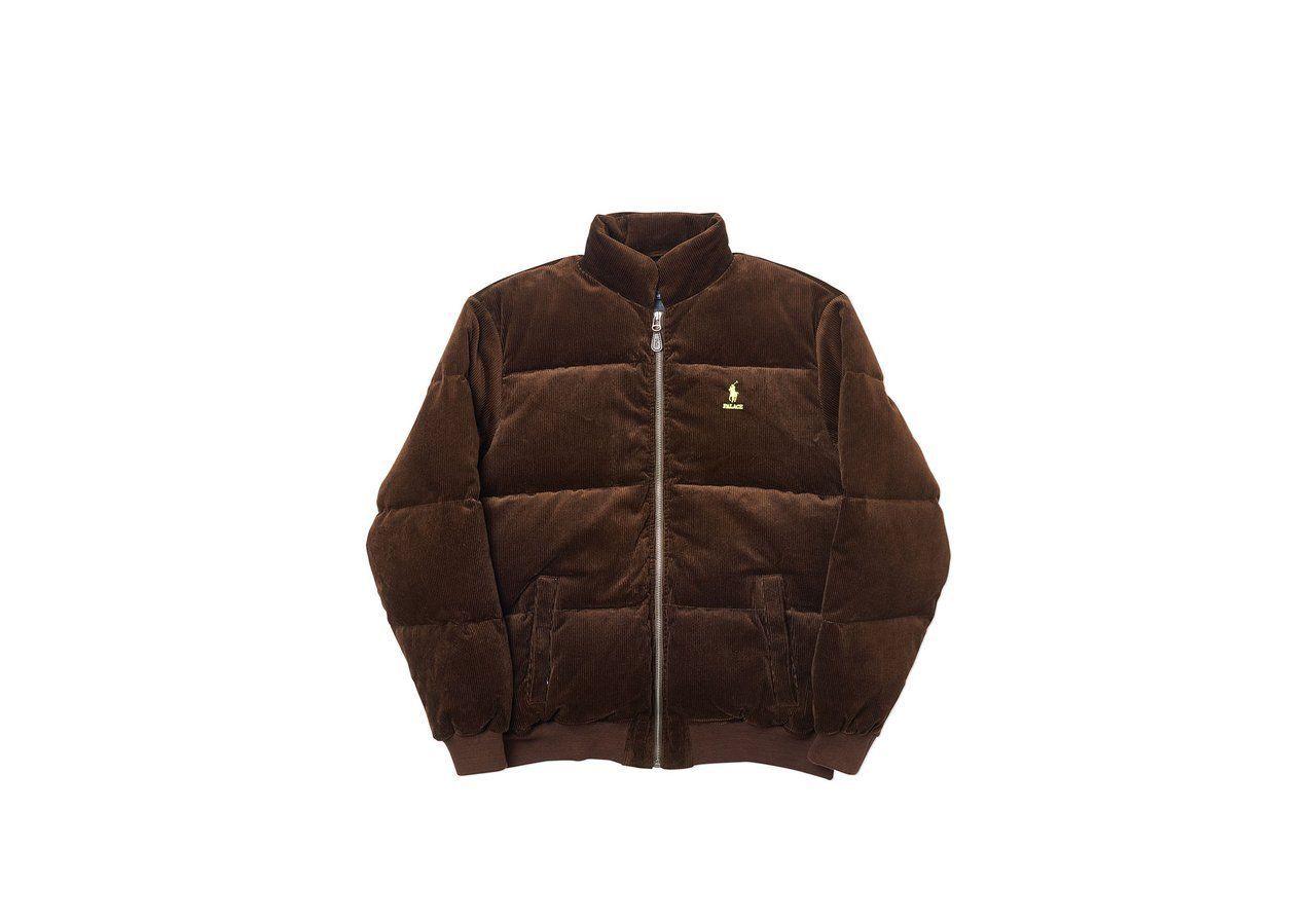 4135677e0af17 Palace Ralph Lauren Corduroy Down Jacket Mohican Brown size Large   RalphLauren  Palace  RalphLaurenPalace  Polo  Hot  Trending  Fashion  Shop   Clothing ...
