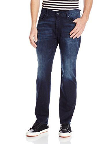 7 For All Mankind Men's Standard Classic Straight Leg Jeans In Delancey