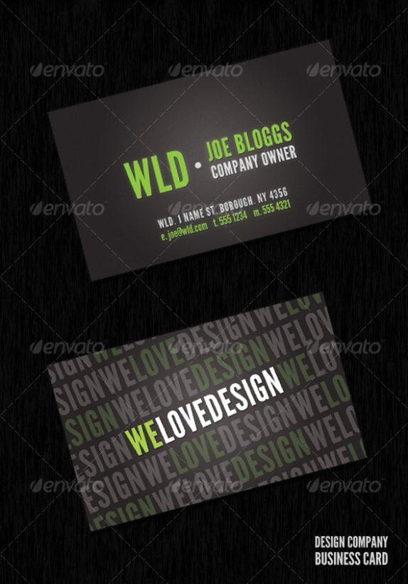 17 Best images about Business Cards on Pinterest | Logo design ...