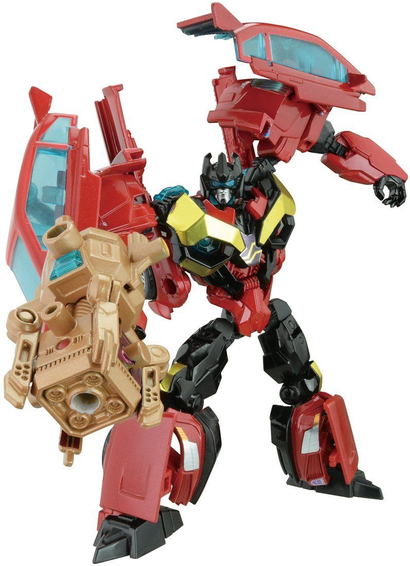 Amazon.com: Rumble AM-30 Transformers Prime Takara Tomy ...