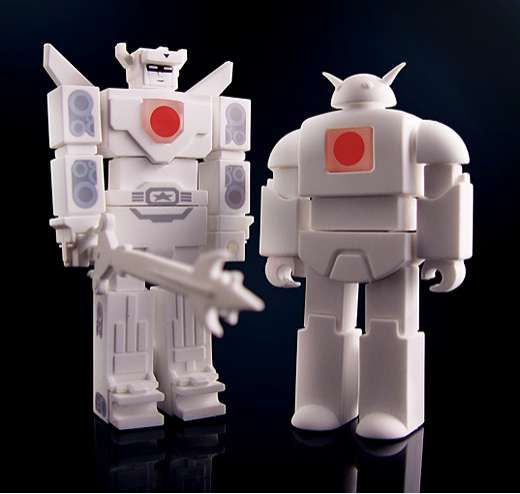 Incubot USB Flash Drive Helps Japanese Earthquake Victims #Transformers trendhunter.com