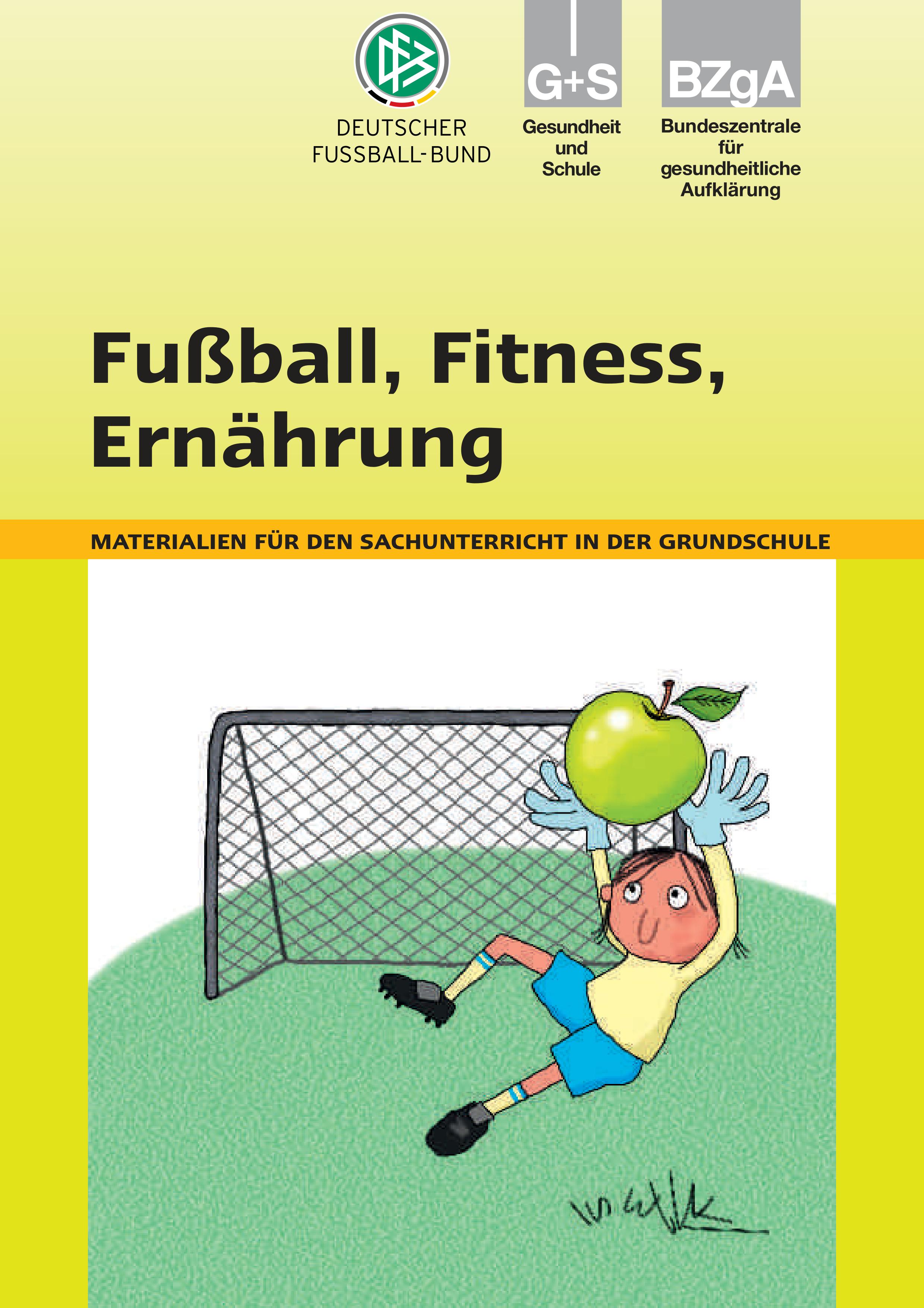 Fußball, Fitness, Ernährung