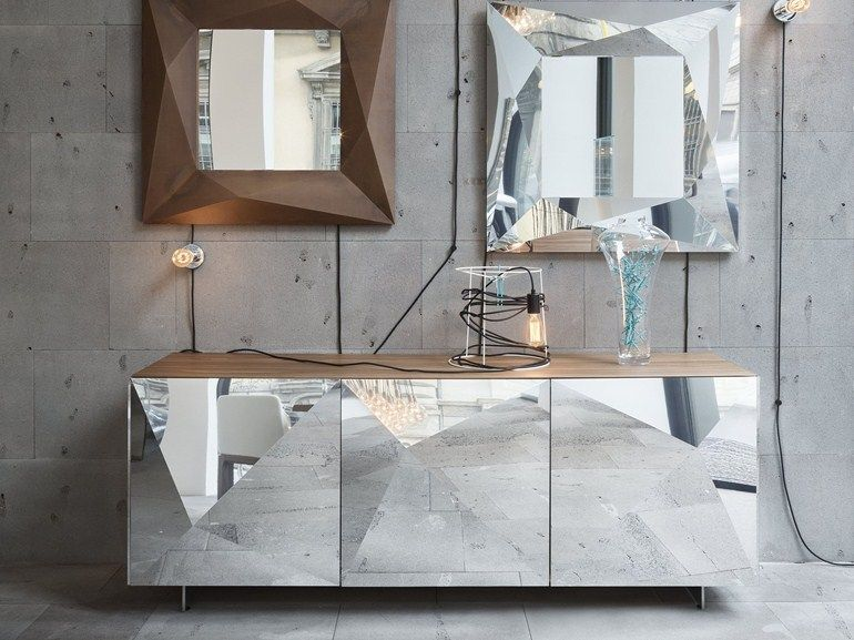 CUBRIC by RIFLESSI made in Italy | Mobili a specchio ...