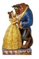 Belle and prince figurine