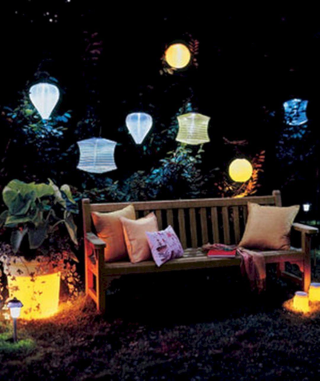 Marvelous 45+ Outstanding & Easy DIY Outdoor Lighting Ideas https://freshouz.com/45-outstanding-easy-diy-outdoor-lighting-ideas/