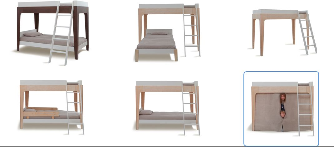 The Best Bunk Beds For Kids Oeuf Perch Bunk Beds Lofts Toddler