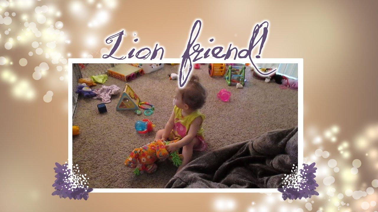 Lion friend! 6/16/2015 (Day #305)