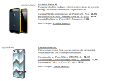 Centinaia di accessori per iPhone 5S e 5C già disponibili su MobileFun