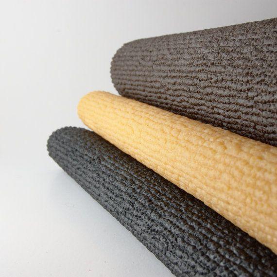 Rubber Sheet Sole Soling Material For Your Handmade Felt Crochet Slippers Rubber Soling Material For Handmad Felted Slippers Crochet Slippers Felted Crochet