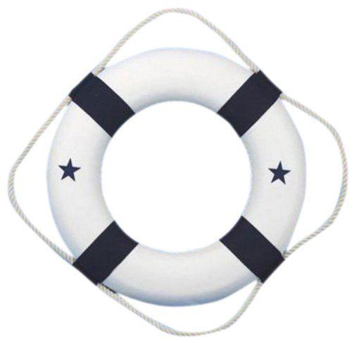 "Handcrafted Nautical Decor Decorative Life Ring New Lifering, 6"", Blue Handcrafted Nautical Decor http://www.amazon.com/dp/B00GA1ZDTQ/ref=cm_sw_r_pi_dp_9vrrub0Q4ZHKJ"
