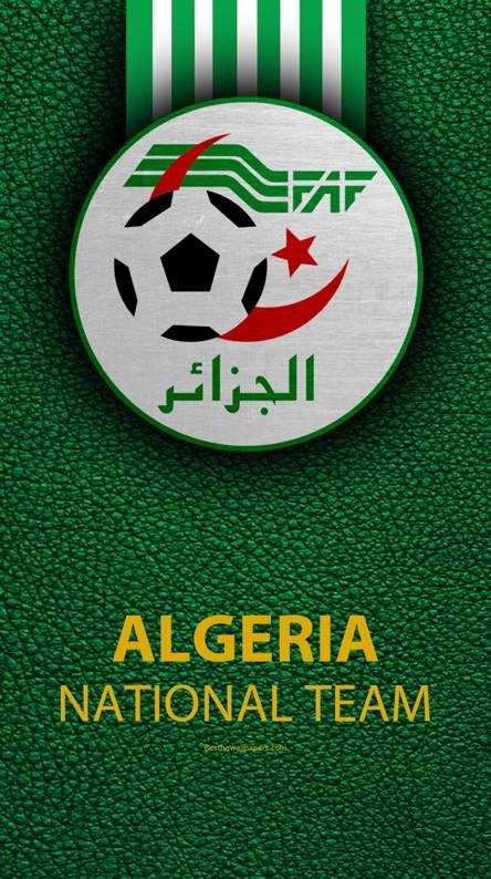 Free Wallpapers - ZEDGE™ | Drapeau algerie, Algerie foot ...
