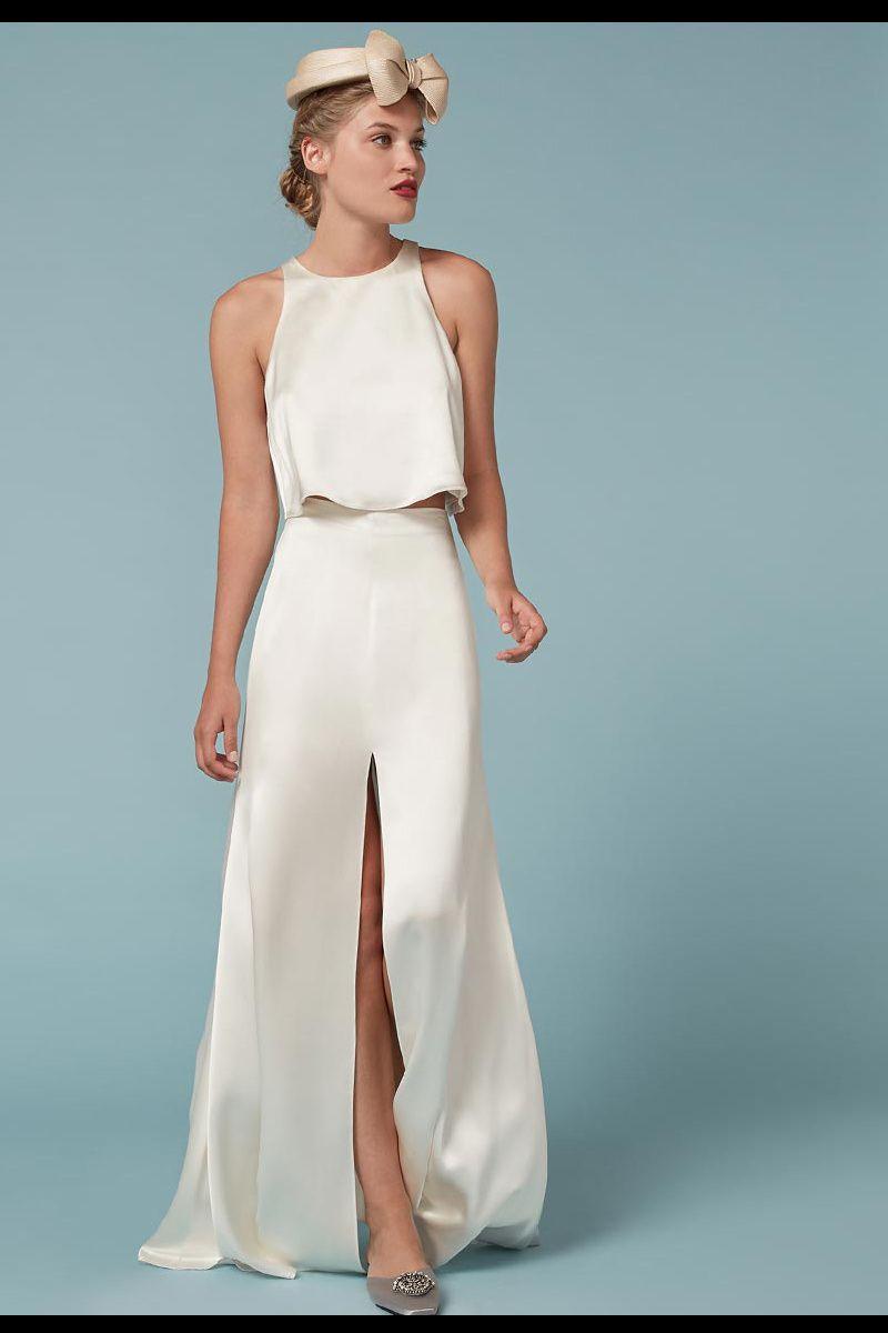Seda para playa o ciudad | (p) Bridal inspo | Pinterest | Wedding ...