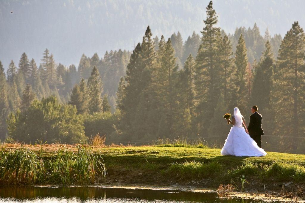 Greenhorn ranch northern california wedding venues