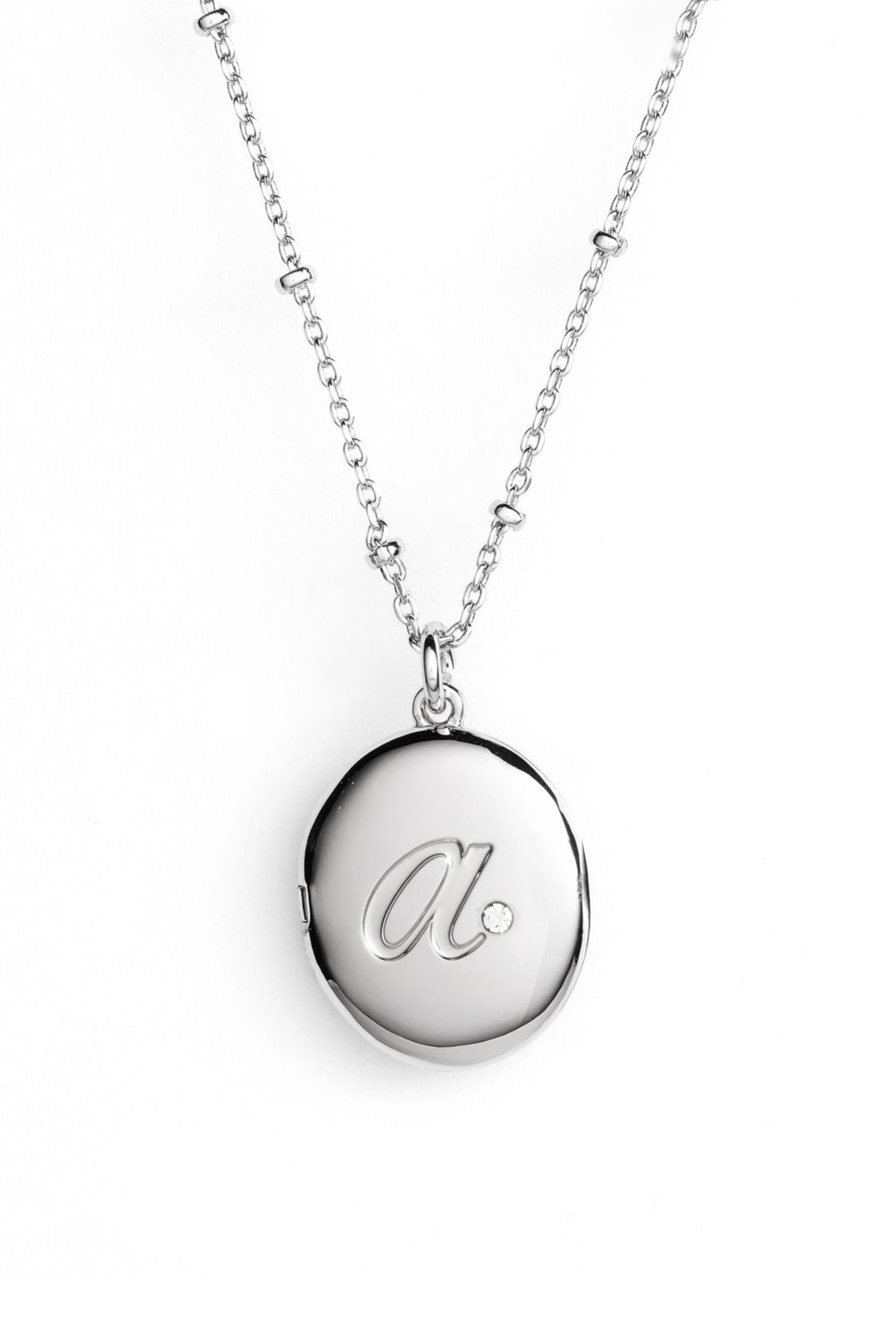 initial locket pendant necklace by kate spade new york on @nordstrom_rack