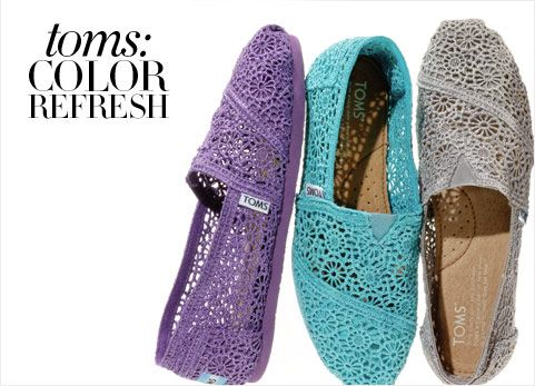 TOMS: COLOR REFRESH