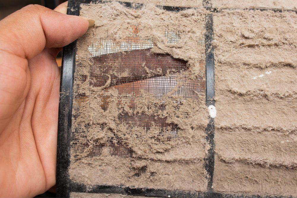 This Nifty Trick Will Clean Up Your Air Conditioner Duct