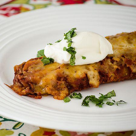 Too Easy Enchiladas - Real Mom Kitchen