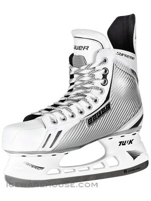 c75ca6813ab Bauer Supreme ONE.6 LE Ice Hockey Skates Jr