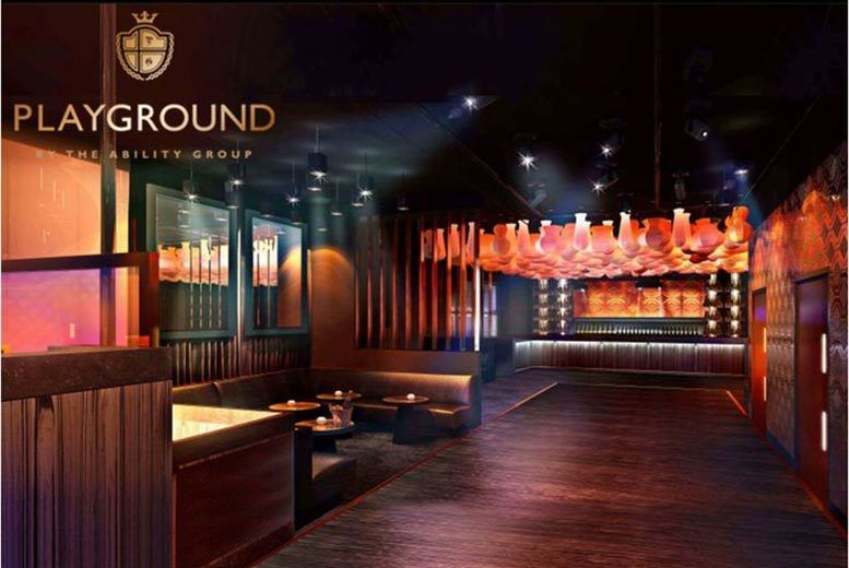 Exclusive Hire of Playground 4* Hilton Hotel