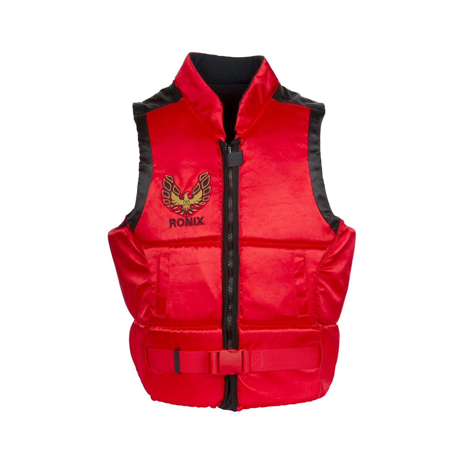 Ronix The Burt Comp Wakeboard Vest 2012 Id Feel Like A