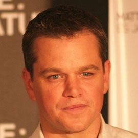 Matt Damon - ENTJ Character Type | People | Hair cuts, Hair