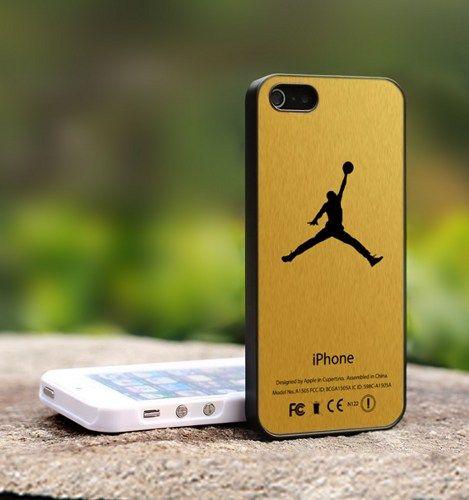 Air Jordan Gold Custom