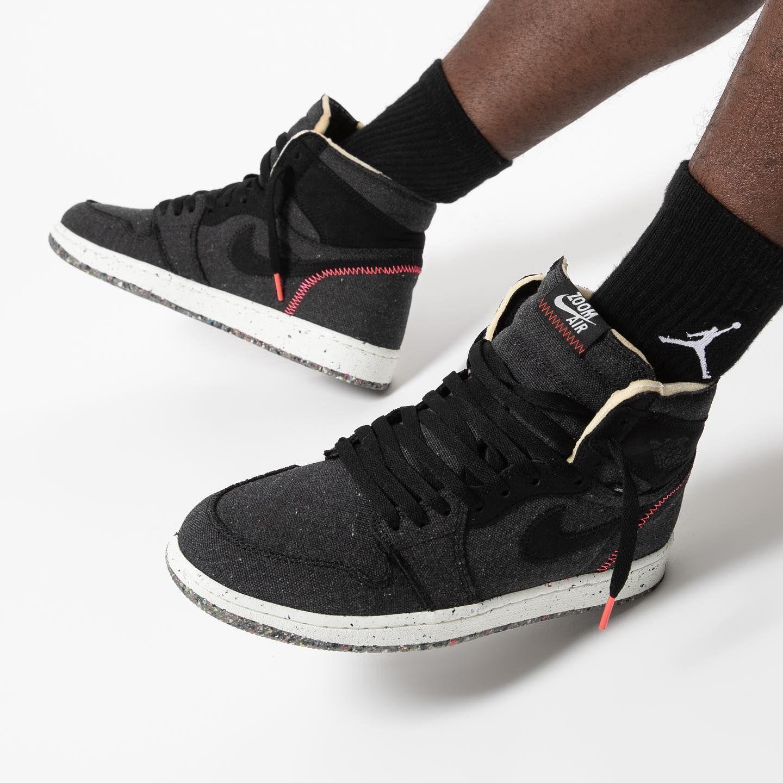 Jordan 1 Retro High Zoom Crater - Air Jordan | Nike air jordan ...