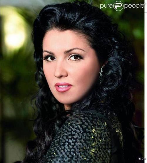 Anna netrebko favorite opera singer ever da da da dum pinterest opera singers anna - Anna netrebko casta diva ...