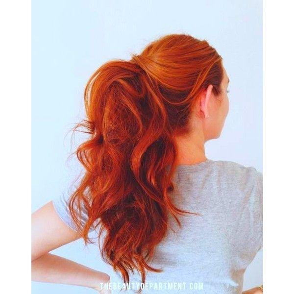 基本とアレンジ教えます。色っぽかわいいby.S世代のポニーテールの作り方 ❤ liked on Polyvore featuring beauty products, haircare, hair styling tools, hair, hairstyles, hair styles and cabelo