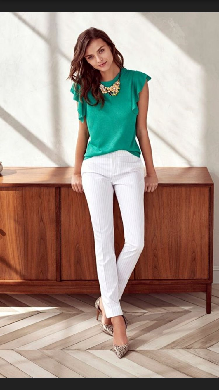 50 white pants work outfit ideas professional work
