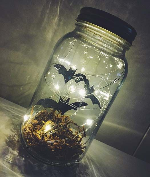 41 Creepy DIY Halloween Decor Ideas