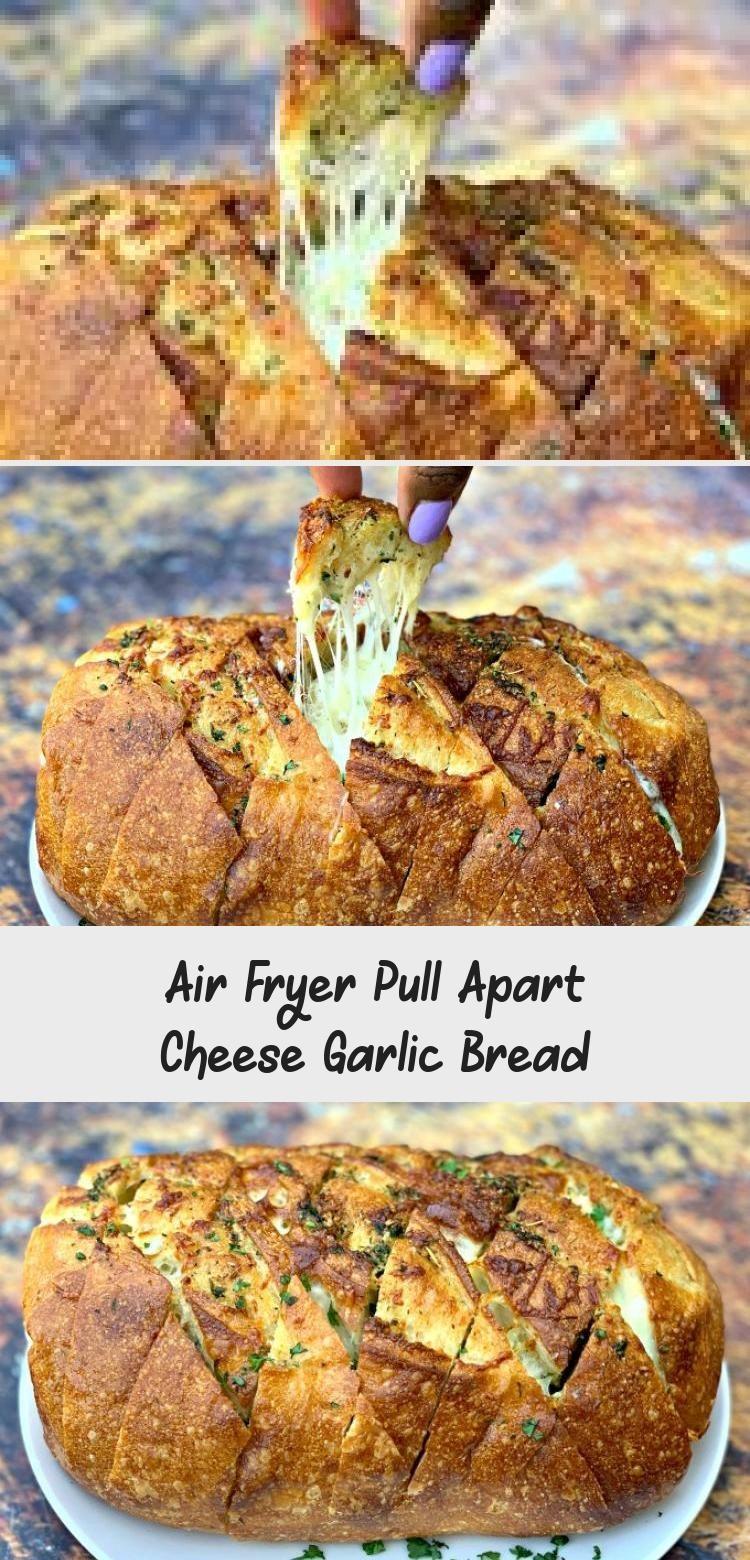 Air Bread Cheese Fryer garlic Pull recipes Check