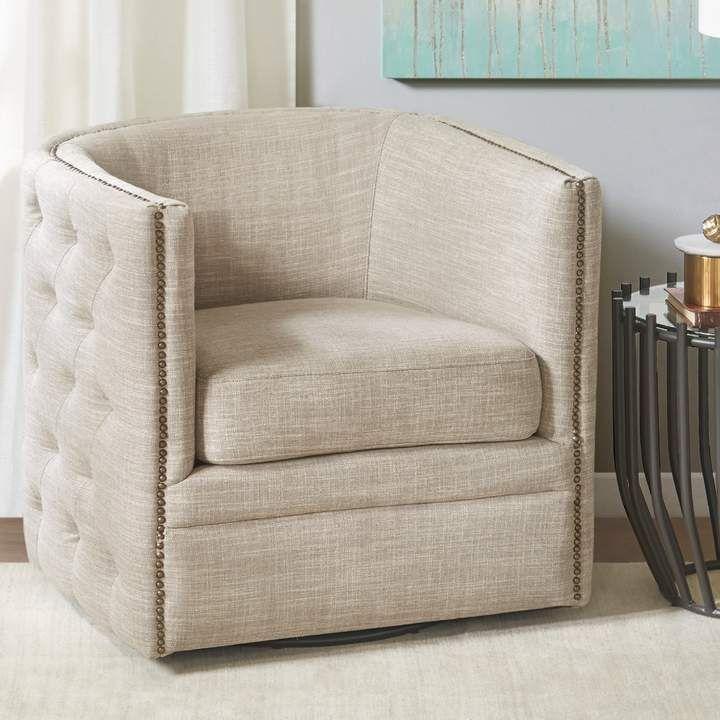 Admirable Madison Home Usa Wilmette Swivel Chair Products Swivel Creativecarmelina Interior Chair Design Creativecarmelinacom