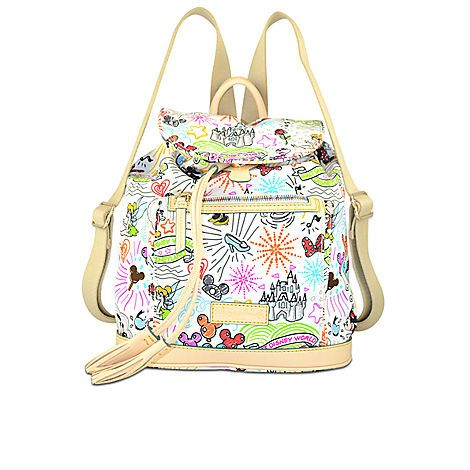 Disney backpack, Dooney and Bourke backpack, I want one!!