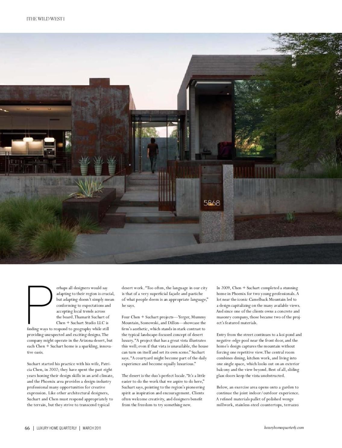 Luxury Home Quarterly Issue 7