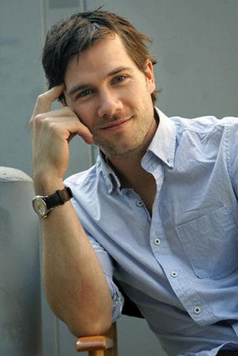 Luke Macfarlane-I just adored him in Brothers and Sisters. I hope to see him in many more shows and movies.
