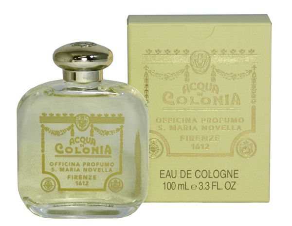 Florentine Fragrance The Necessities Eau De Cologne Santa