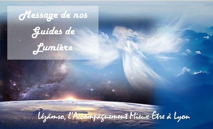 Message De Nos Guides De Lumiere Du 26 04 2020 Messages Guide Vous Etes