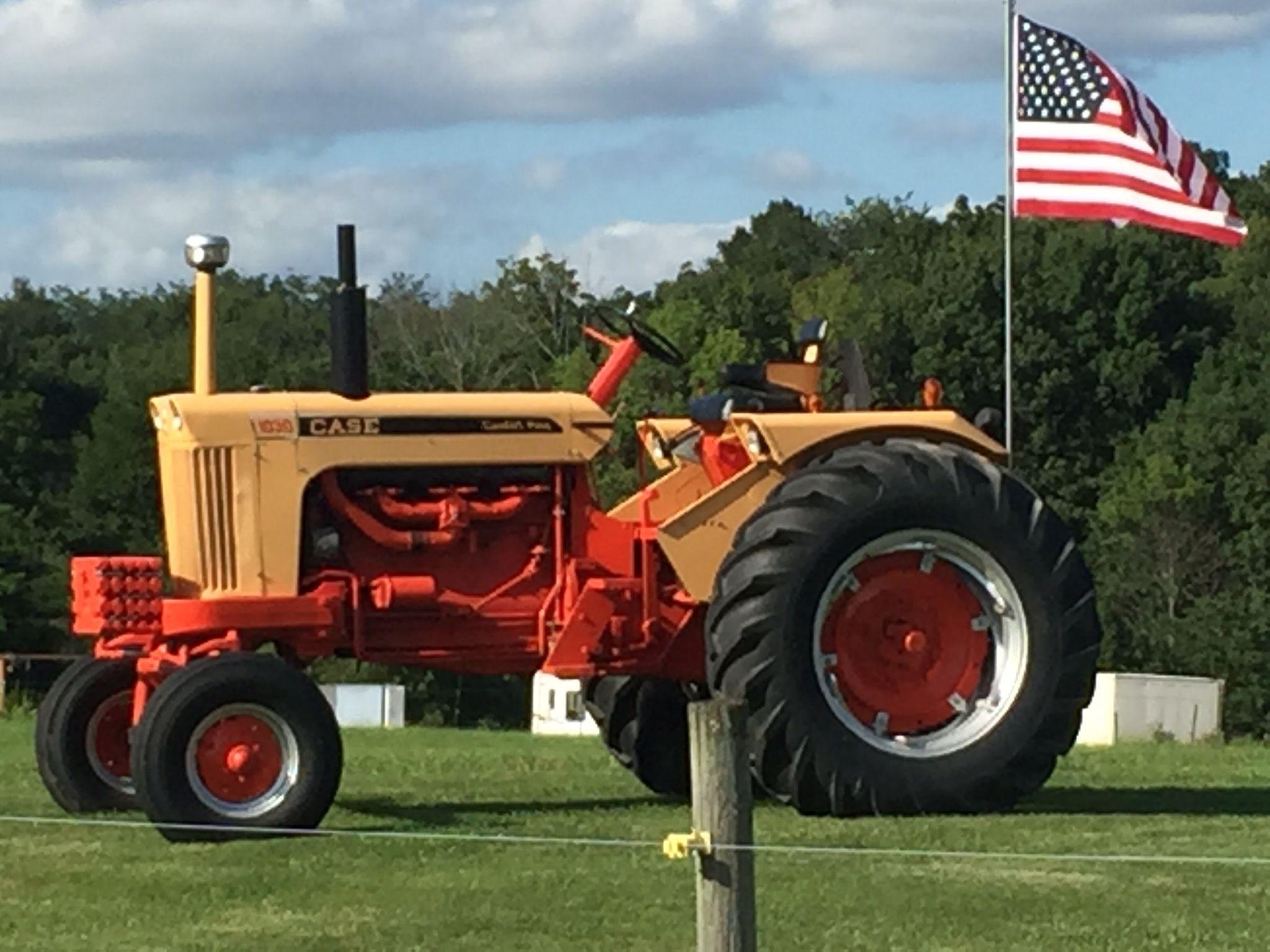 Case Comfort King : My favorite j i se comfort king case tractors