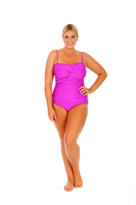 326e626e89 Fiesta Bandeau One Piece #caprioscaswimwear #swimwear #australia #summer # beach #womensfashion