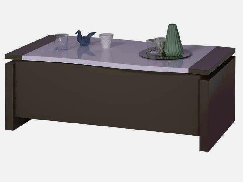 Table Basse Rectangulaire Avec Plateau Relevable Rialto Di 2020