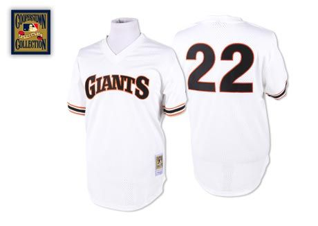 new product 74c6f b72b2 San Francisco Giants 1989 Batting Practice (Will Clark) | My ...