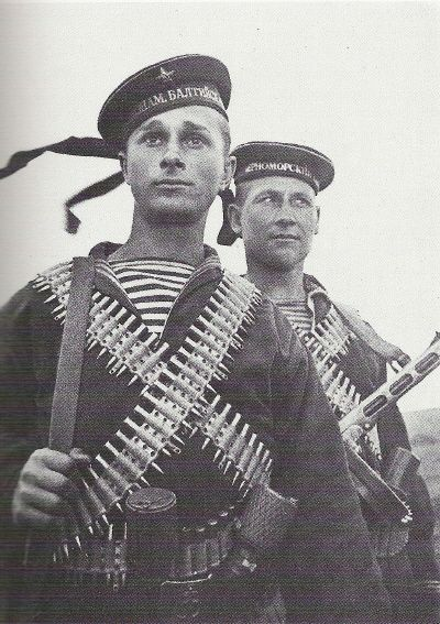 Soviet Naval Infantry 1943