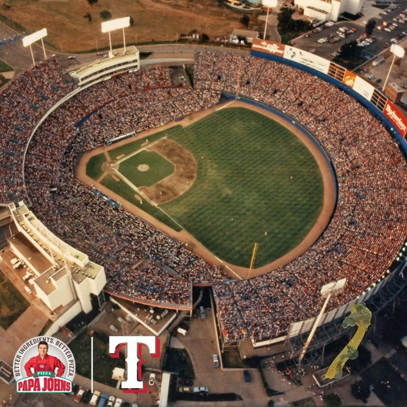 Tbt To Summer Nights At The Old Arlington Stadium Rangers Twitter Arlington Stadium Ranger Texas Rangers