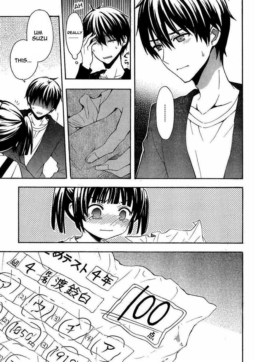 Watari-kun no xx ga Houkai Sunzen 6 Page 25