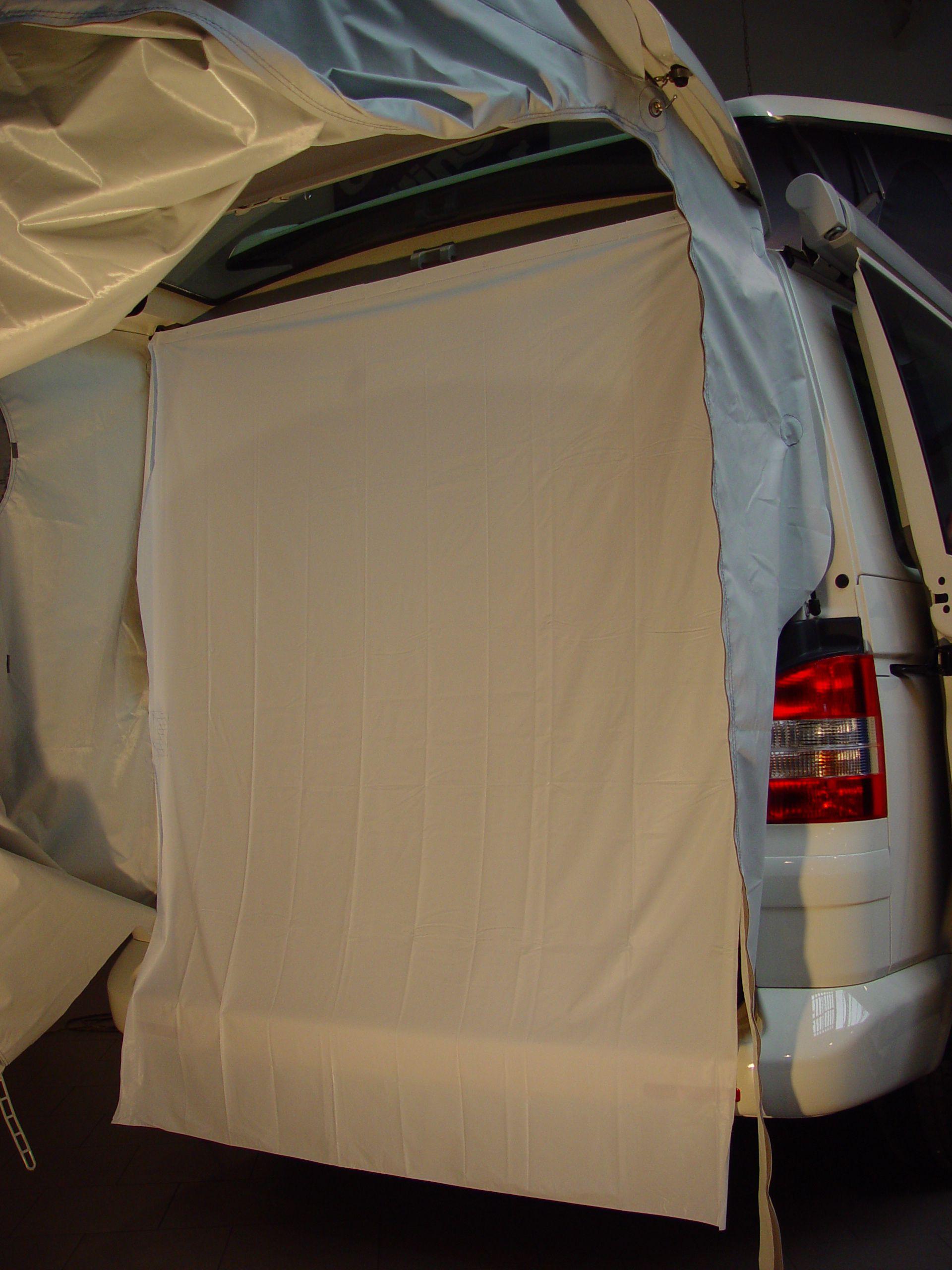 zubeh r heckzelte sicht spritzschutz t5 vw t6. Black Bedroom Furniture Sets. Home Design Ideas